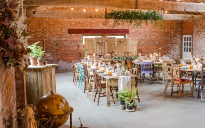 Tips for planning your wedding in a blank space