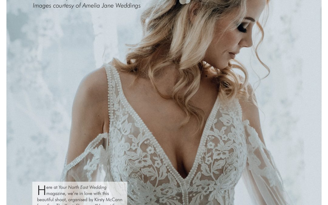 Magazine Feature: Your North East Wedding